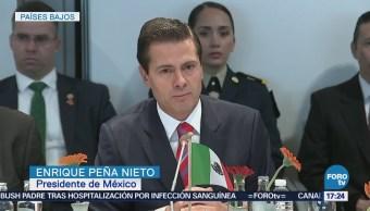 México Seguirá Senda Desarrollo Gane Quien Gane Dice Peña Nieto