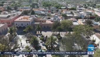 México sobre Ruedas: Cadereyta, en Querétaro