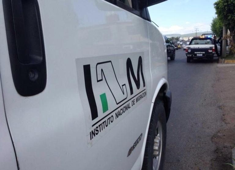 Policía Federal detiene a dos en Tamaulipas por tráfico de 61 migrantes