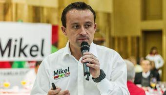 Mikel Arriola critica a 'delegados corruptos' de la Ciudad de México