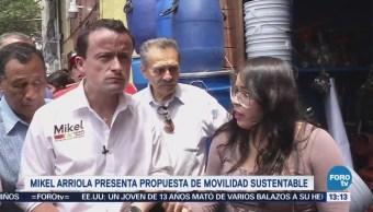 Mikel Arriola Promete Construir Tres Nuevas Líneas Metro