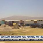 Miles de desplazados por conflicto en Siria