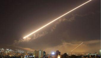 siria derribo mayoria 110 misiles lanzados eu