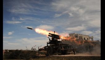 Defensas antiaéreas de Siria dispararon por falsa alarma