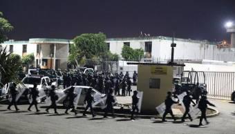 Traslado de reos provocó motín en penal de Amatlán, Veracruz