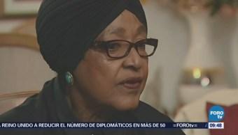 Muere Winnie Mandela a los 81 años de edad