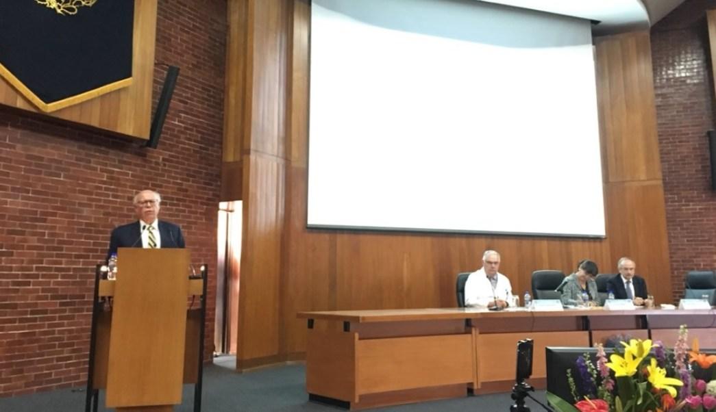 Salud y educación, elementos de estabilidad social: Narro Robles