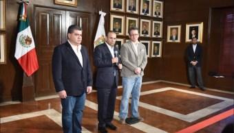 Navarrete Prida se reúne con familias de personas desaparecidas en Coahuila