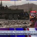ONU y UE no logran desbloquear paquete económico de pacificación para Siria