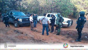 Confirman muerte de mujer secuestrada en escuela de Acapulco