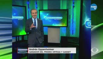 Oppenheimer: programa del 7 de abril de 2018