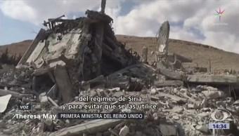 Otan Ue Apoyan Bombardeo Siria