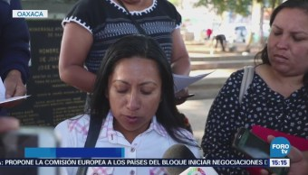 Padres Familia Paros Cnte Oaxaca
