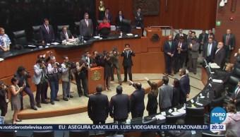 Pan Prd Denuncian Pacto Para Nombrar Comisionados Inai