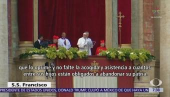 Papa Francisco pide reconciliación en Tierra Santa