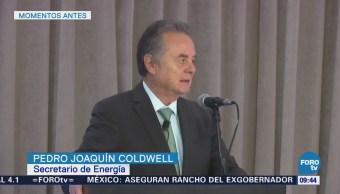 Participa Joaquín Coldwell en seminario Transformando el futuro de la energía