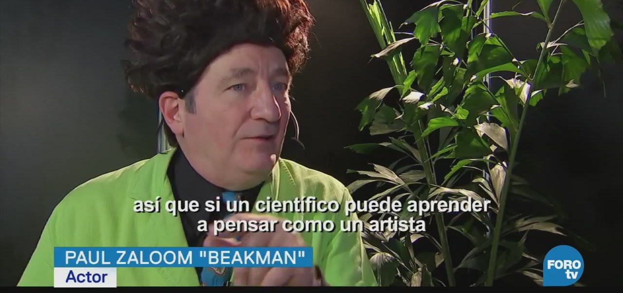 Jalisco Convierte El Mundo De Beakman Caracterizado Bata Verde