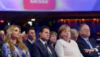 México es un socio atractivo, confiable y seguro: EPN