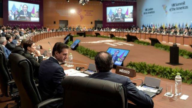 Peña Nieto condena el uso de armas químicas en Siria