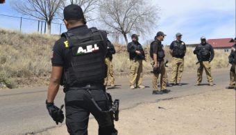 Policías de Chihuahua sufren cinco ataques en 24 horas