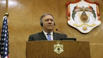 Pompeo pruebas Israel programa nuclear iraní son reales
