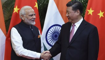 Líderes de China e India destacan importancia de relación