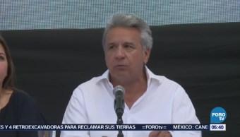 Presidente de Ecuador da plazo para que se entregue el 'Guacho'