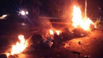 Protesta por falta de luz deja un muerto, en Venezuela