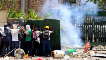 Protestas pensiones se extienden ocho ciudades Nicaragua