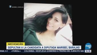 Dan Último Adiós Candidata Pvem Michoacán