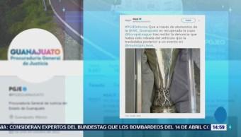 Recuperan Guanajuato Copa Uefa Europa League