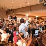 Anaya pide a los votantes que tengan cuidado con los charlatanes
