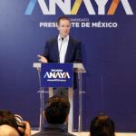 Anaya reta a López Obrador a debate entre dos, cara a cara