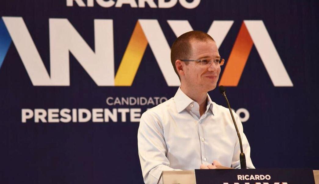 Ricardo Anaya: Debate del 22 de abril será con Obrador y no con Meade