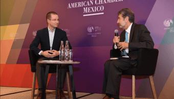 Ricardo Anaya, por un comercio abierto entre México y Estados Unidos