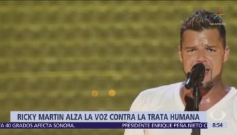 Ricky Martin narra cómo salvó de la prostitución a 3 niñas en India