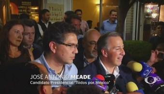 Armando Ríos Piter Acepta Unirse Campaña Meade