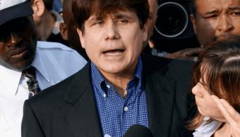 Supremo rechaza recurso a exgobernador de Illinois
