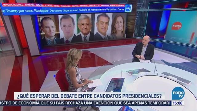 Roy Campos Habla Podríamos Esperar Debate