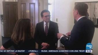 Mantendrá Comunicación Trilateral Negociación Tlcan