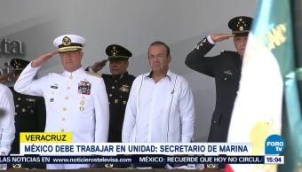 Secretario Marina Trabajar Unidad Vidal Francisco Soberón