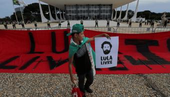 La Justicia niega el último recurso de Lula