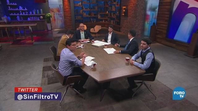 Sin Filtro con Genaro Lozano: Programa del 29 de abril 2018
