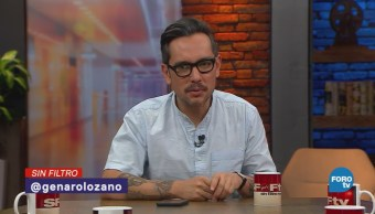 Sin Filtro con Genaro Lozano: Programa del 8 de abril 2018