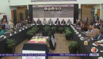 Sorteo del INE determina orden de participación de candidatos presidenciales en debate