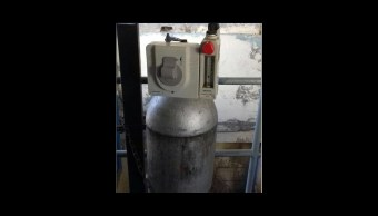Localizan tanque de gas cloro robado en oficinas de Ensenada, BC