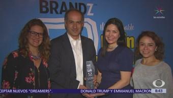 Televisa se ubica entre las tres marcas más valiosas de México