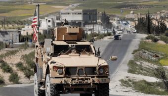 Trump ha ordenado al Pentágono preparar salida de Siria, según medios
