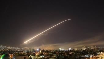 Trump ataca Siria ordena EU bombardeo