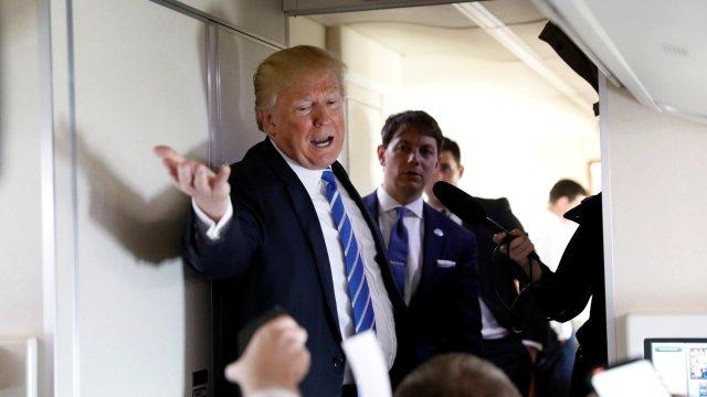 Trump enviará entre 2 mil y 4 mil militares frontera México